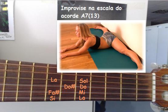 improvise am a713