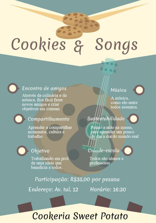 cookies and songs