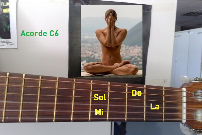 acorde C6